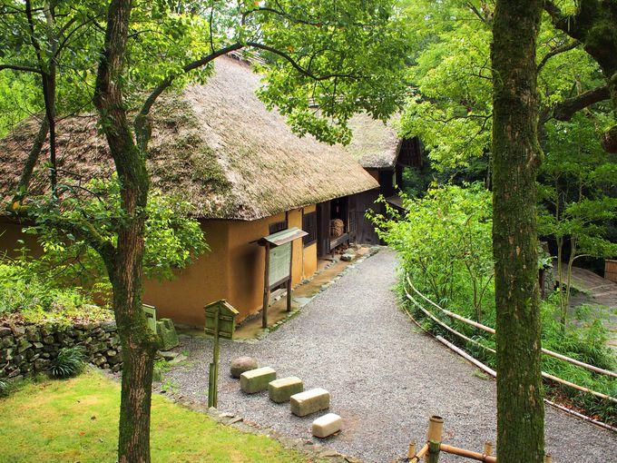 四国村の野外博物館とは