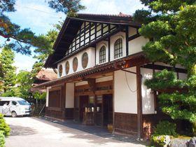 「世界最古の名宿」ギネスブックも認めた!粟津温泉「法師」|石川県|トラベルjp<たびねす>