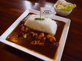 高松のシンボル!あのロケ地で食べる「ご当地カレー」庵治町|香川県|トラベルjp<たびねす>