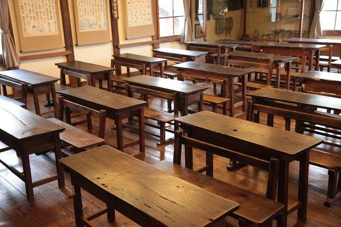 日本で最も古い小学校の一つ!