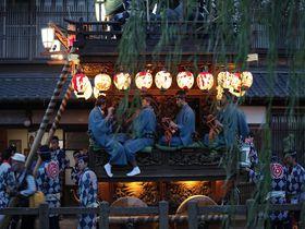 和楽器のオーケストラ⁉千葉県「佐原の大祭」は山車だけでなくお囃子のメロディが凄い|千葉県|トラベルjp<たびねす>