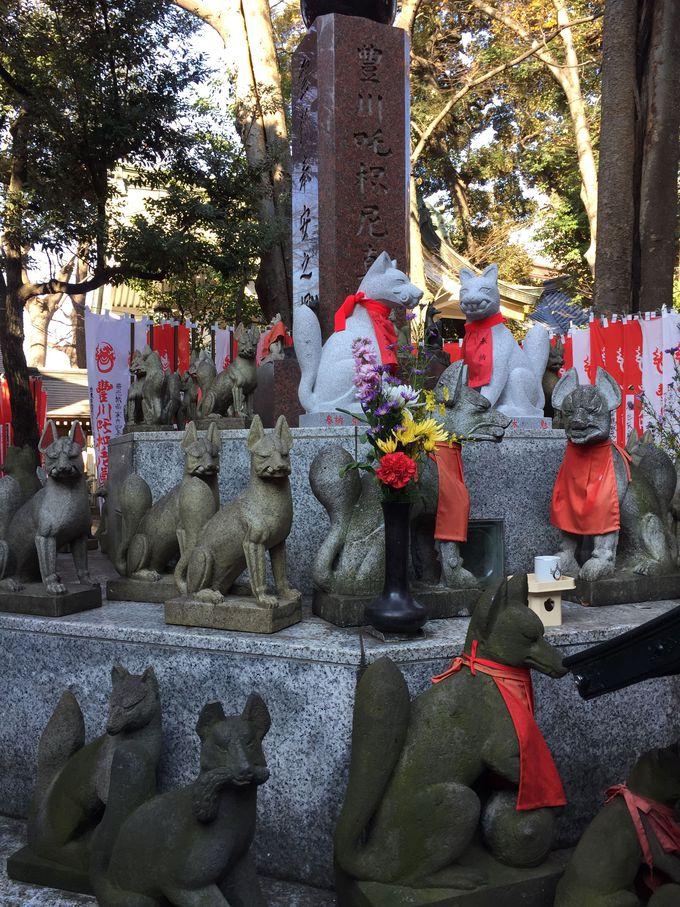 有名大名も信仰の厚かった元赤坂「豊川稲荷東京別院」