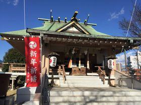ブラタモリでも人気沸騰!「浦安三社」は漁師町として繁栄した浦安に残る古社|千葉県|トラベルjp<たびねす>