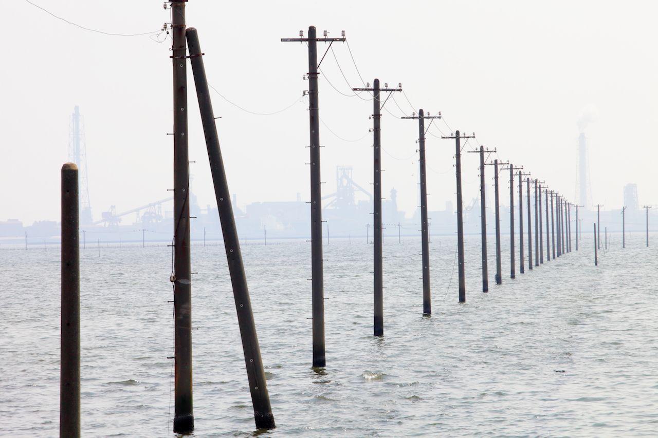 """ここは本当に日本!?""""日本のウユニ塩湖""""木更津の「江川海岸」とは"""