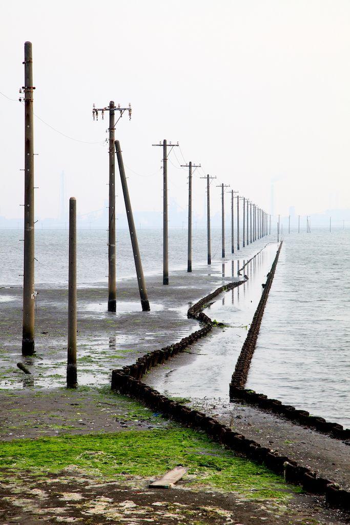 潮が引いた「日本のウユニ塩湖」の絶景!