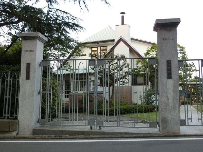 山小屋を連想させる北欧デザイン!横浜共立山手214番館
