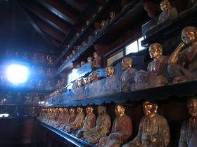 盛岡で羅漢像499体を拝む!旧盛岡城の建築物も残る報恩寺|岩手県|トラベルjp<たびねす>