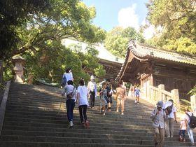 祀られる神に国境なし!壮大な宗教観が根付く「金刀比羅宮」|香川県|トラベルjp<たびねす>