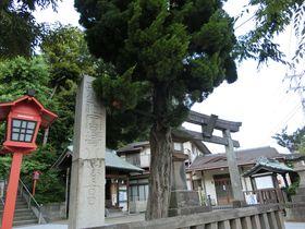 全国の戸塚さんの守護神!未発掘の古墳も残る横浜「冨塚八幡宮」