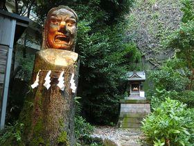 御利益倍増!?天狗様と金比羅様が同居する横浜「大綱金比羅神社」