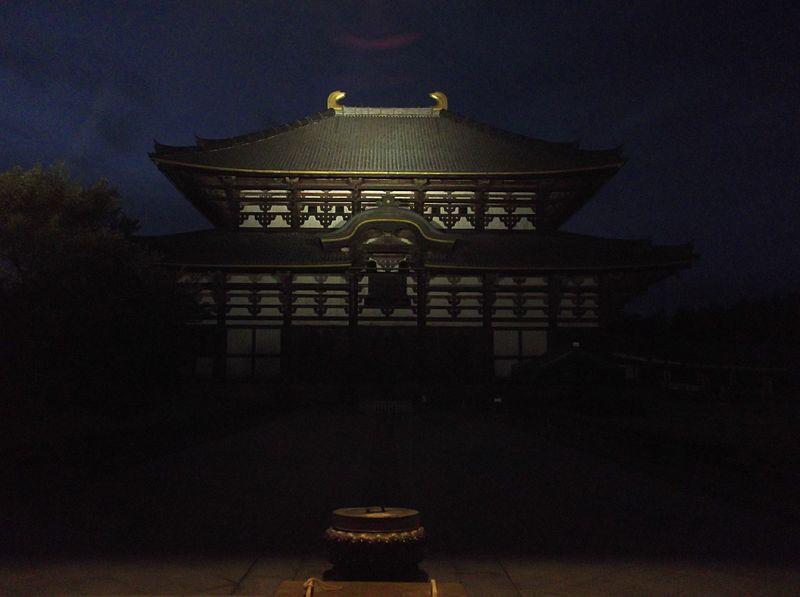 古都・奈良の絶景ナイトスポット巡り!夜の奈良公園は別世界