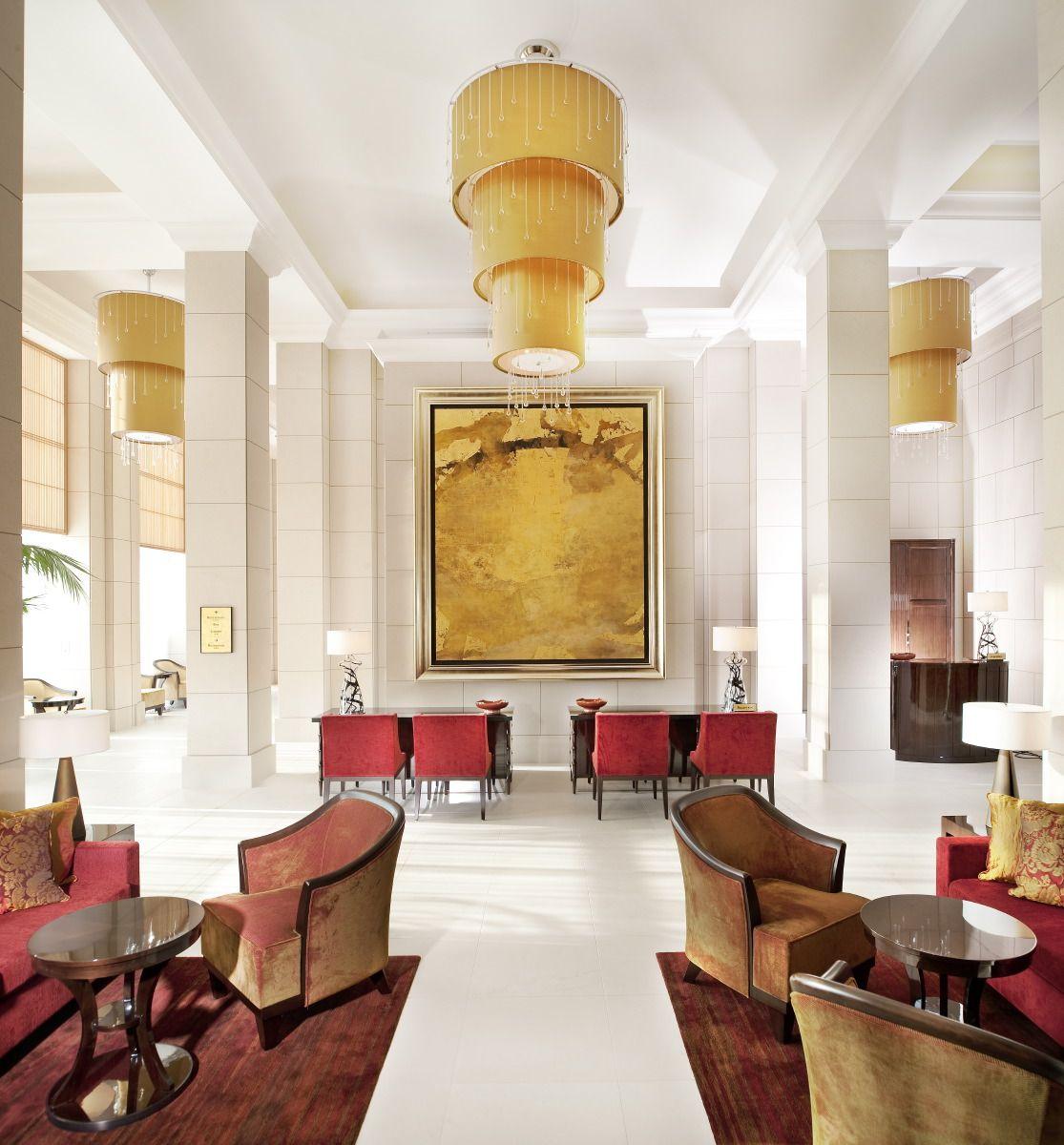 伝統を継承する、未来的なホテル