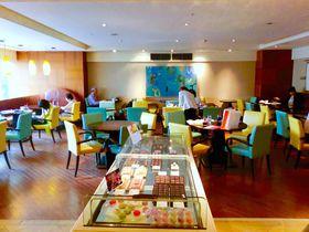 シェラトン都ホテル大阪「カフェベル」はホテルメイドのスイーツやパンが充実♪
