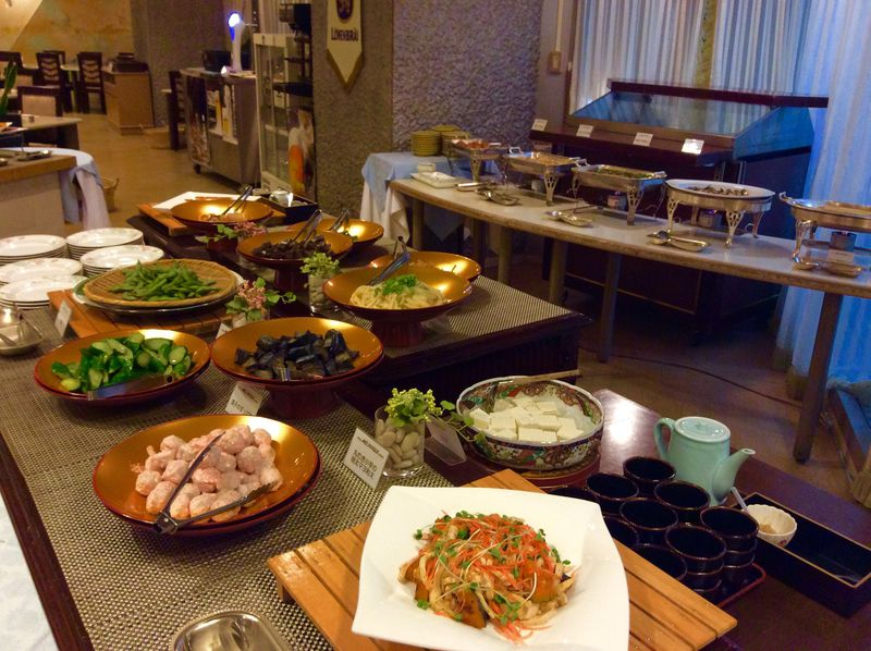 ホテル メルパルク大阪「カトレア」〜充実のフェアが常時開催のレストラン