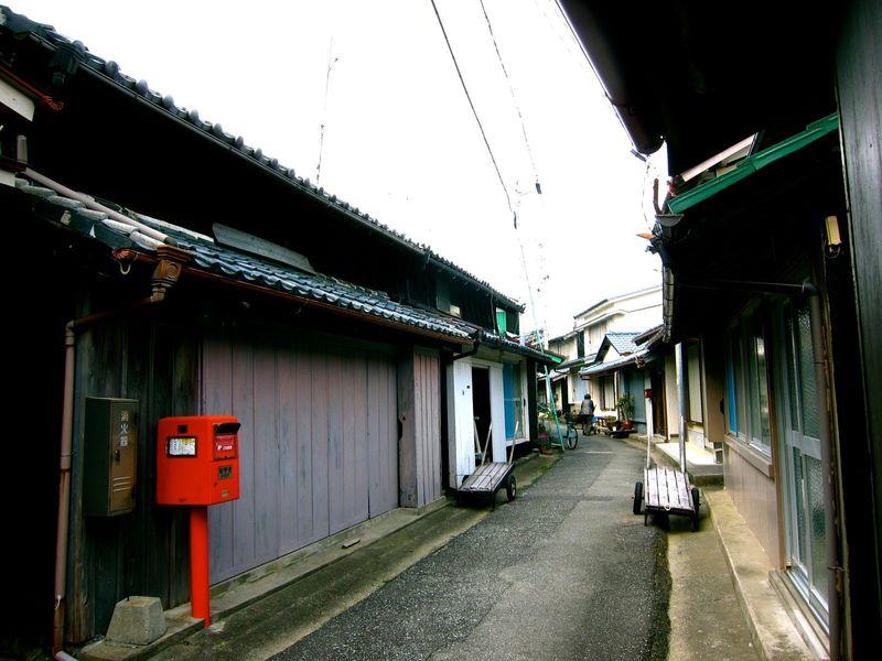 車が1台もない島! 徳島・出羽島のぶらぶら散歩旅