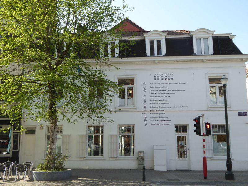 オシャレさん必見!ベルギー「ダンサール地区」でハイセンスなショッピングを楽しもう。