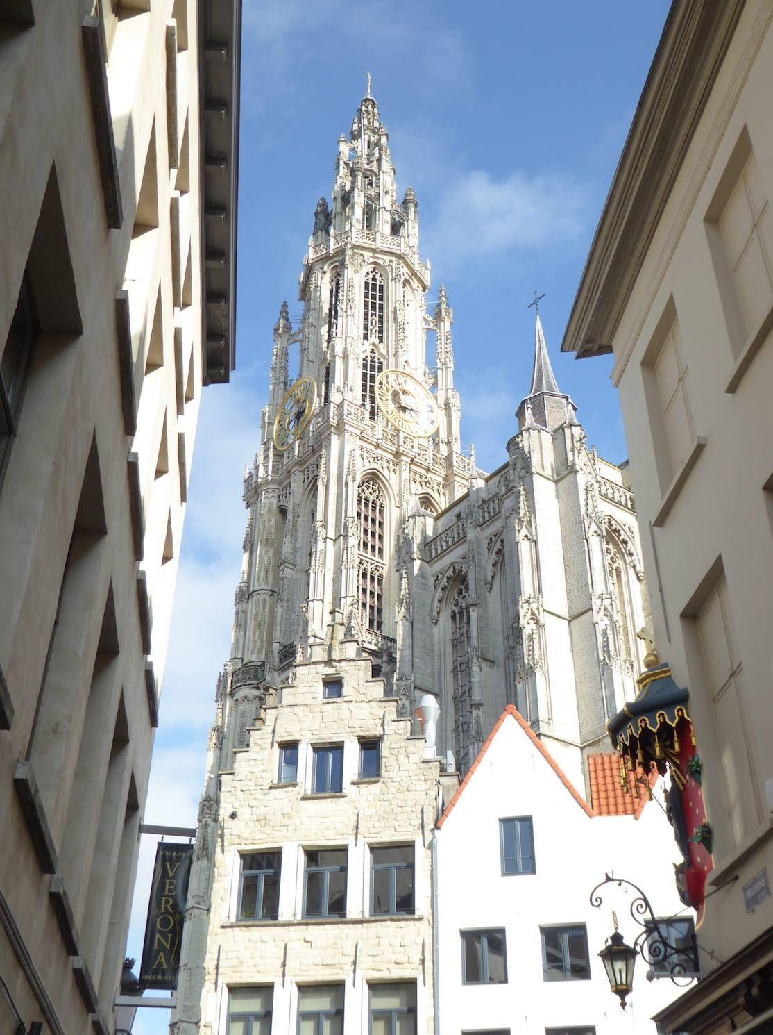 知ればもっと面白い!ベルギー・アントワープ聖母大聖堂の通な見方