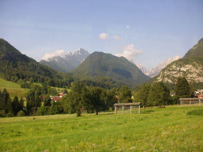 まだある、ハイキングコースのある小さな村々へ