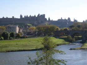 ヨーロッパ最大の城塞を持つ古都!フランスのカルカッソンヌ