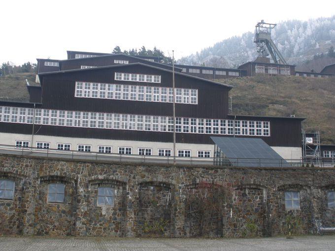 世界遺産のランメルスベルク鉱山
