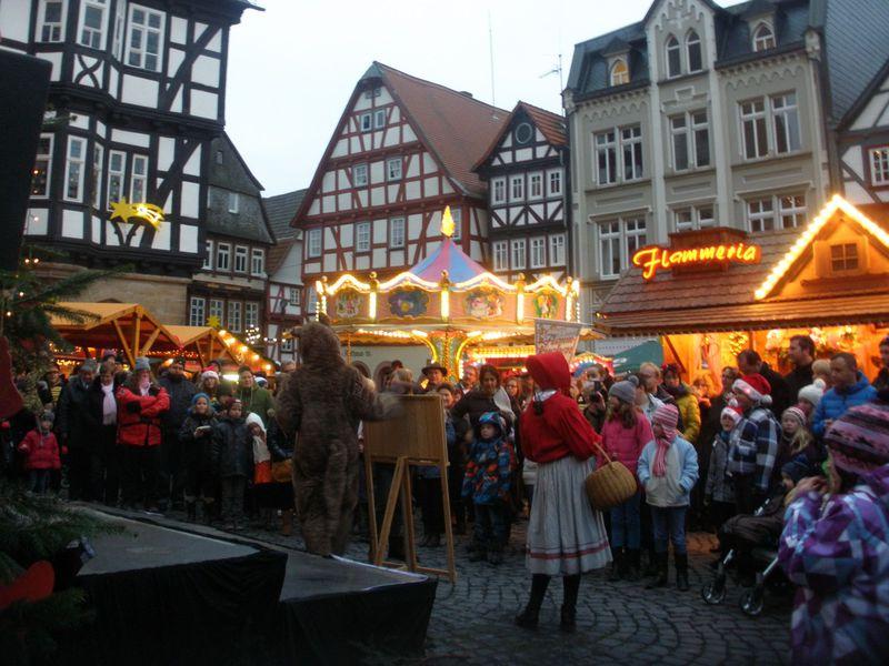「赤ずきんちゃん」モデルの町アルスフェルト!ドイツ木組み街道のクリスマスを満喫