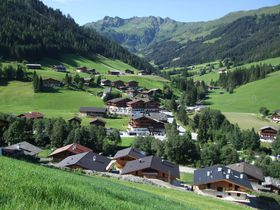 オーストリアで一番美しい村のアルプバッハ!お花溢れる中でハイキング三昧