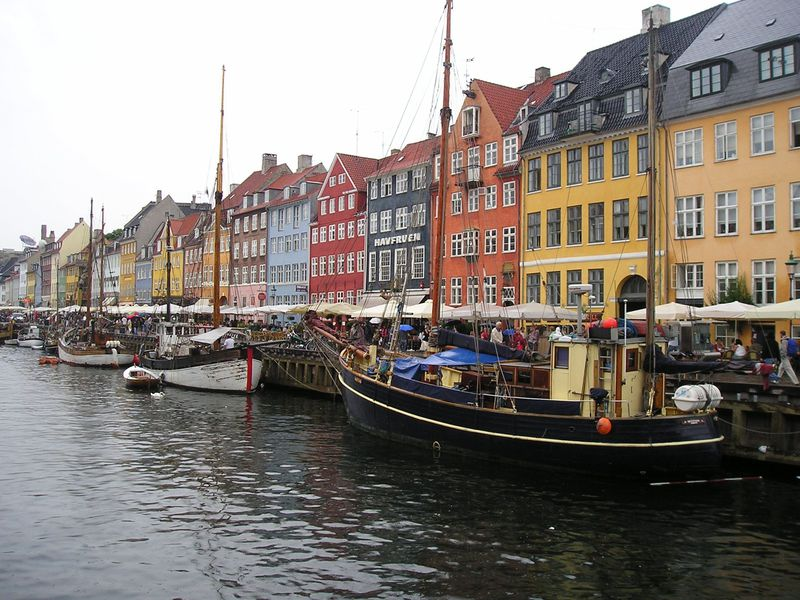 北欧のパリ!おとぎの国・デンマークの首都コペンハーゲンの見所