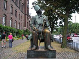 「おとぎの国」デンマークの首都コペンハーゲンで、メルヘンの世界へ