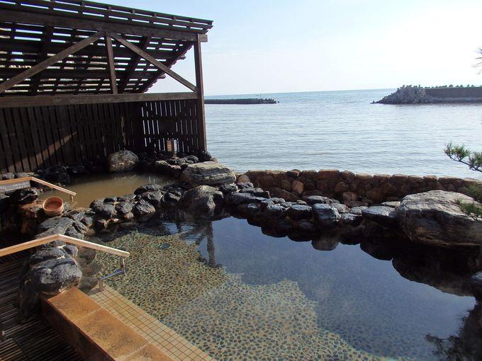 淡路島最大の温泉リゾート「洲本温泉」で海辺の湯めぐり!