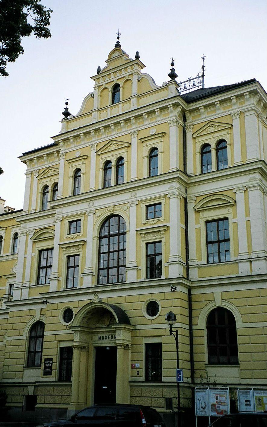 南ボヘミア博物館
