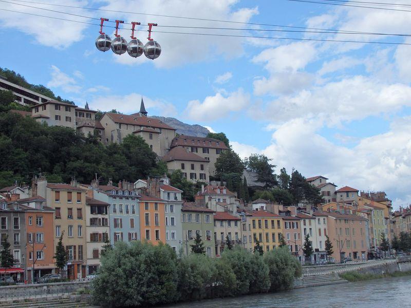 「白い恋人たち」の舞台!仏の山岳都市「グルノーブル」で楽しむ博物館