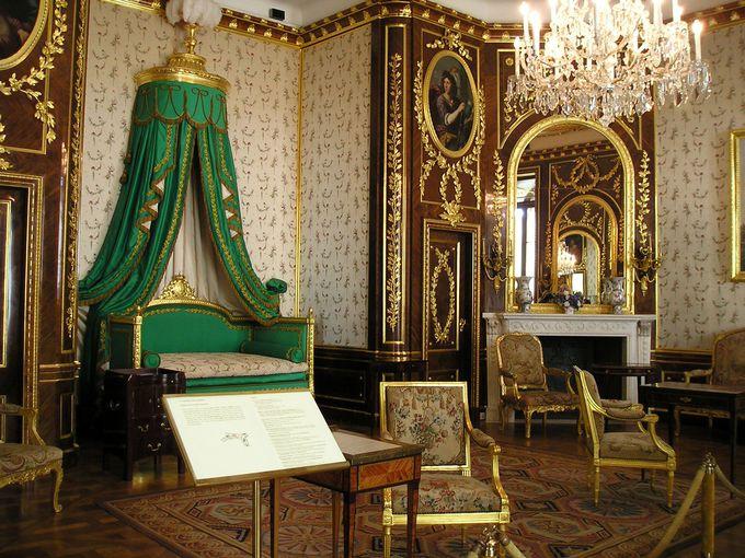 ヨーロッパで最も美しい宮殿の一つ「旧王宮」