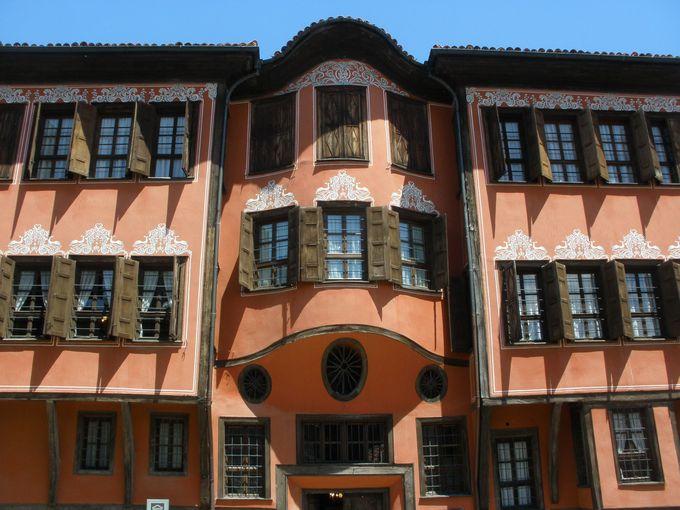 ゲオルギアディの家はブルガリア民族復興博物館