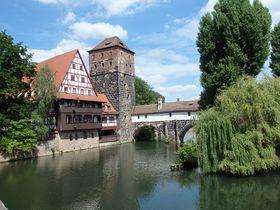 中世のロマンティックな町並みが復元!ニュルンベルクの見所
