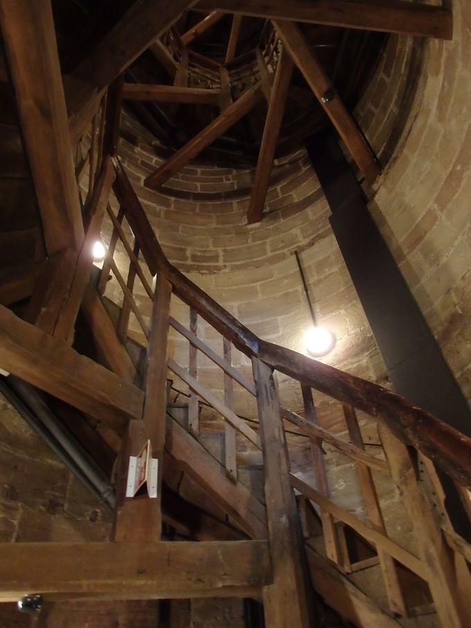 眺望が素晴らしい「シンヴェルの塔」へ