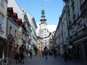 小さな主権国家スロヴァキアの首都「ブラチスラヴァ」の見所
