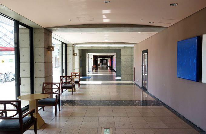 車でのアクセスに優れるホテル