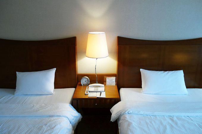 「ウイングベイ小樽」内に立地するデラックスホテル