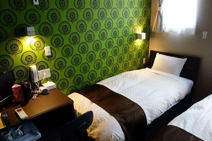 研究し尽くされた「宿泊特化型ホテル」