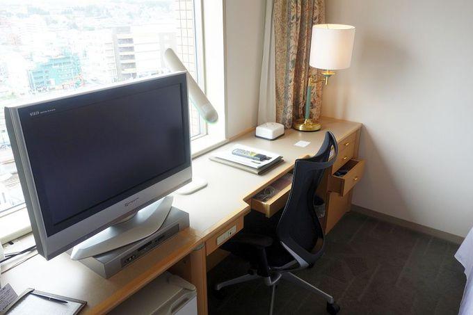 オフィス代わりになりそうなデスク&チェア
