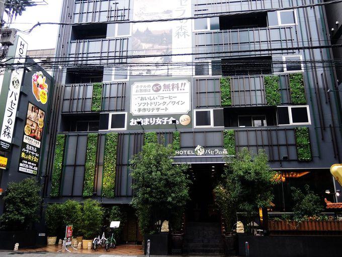 あの「カラオケパセラ」の運営会社が手がけるホテル