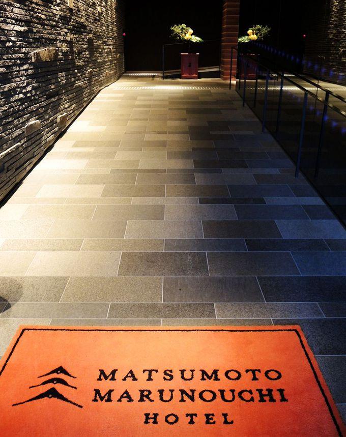 アルプスを望む人気観光都市松本