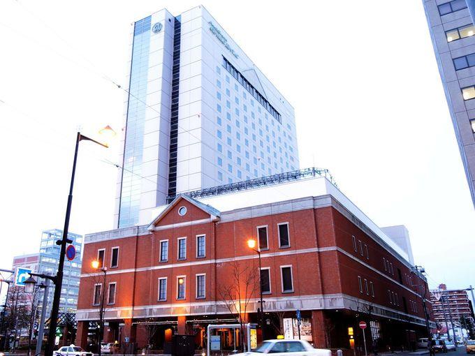 旭川を代表するホテル
