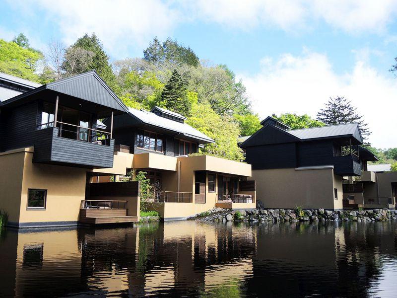 軽井沢でリゾート満喫するならココ!おすすめホテル10選