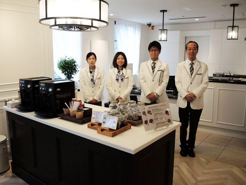 ビジネスホテル「コートホテル新横浜」は邸宅のおもてなしを感じるホテル