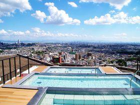 大阪を一望できる露天風呂が大人気「大江戸温泉物語 箕面観光ホテル」|大阪府|トラベルjp<たびねす>