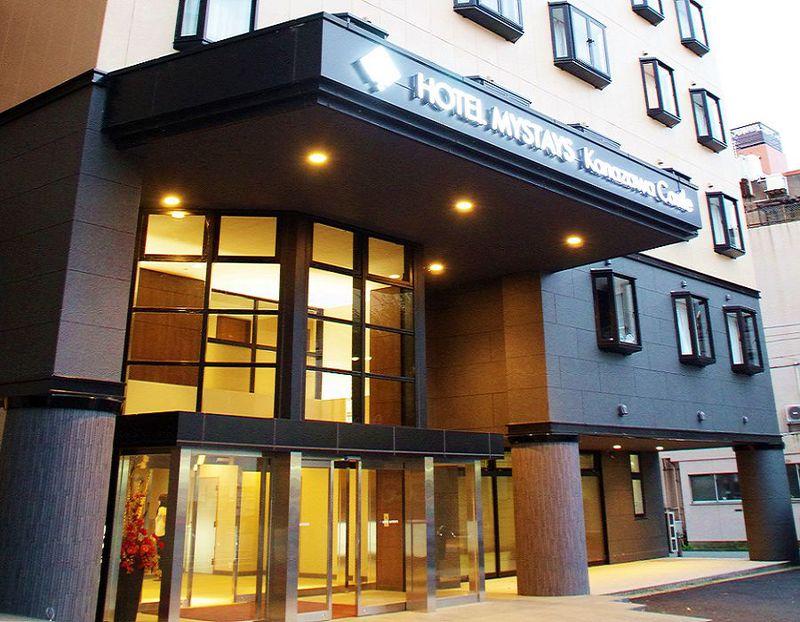 観光の拠点に駅至近の「ホテルマイステイズ金沢キャッスル」が便利