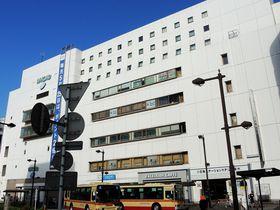 ロマンスカーも停車する本厚木駅直結の「小田急ステーションホテル 本厚木」|神奈川県|トラベルjp<たびねす>