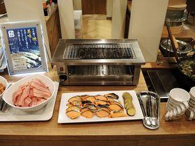 ありえない無料朝食も!「スーパーホテルLohas池袋駅北口」|東京都|トラベルjp<たびねす>