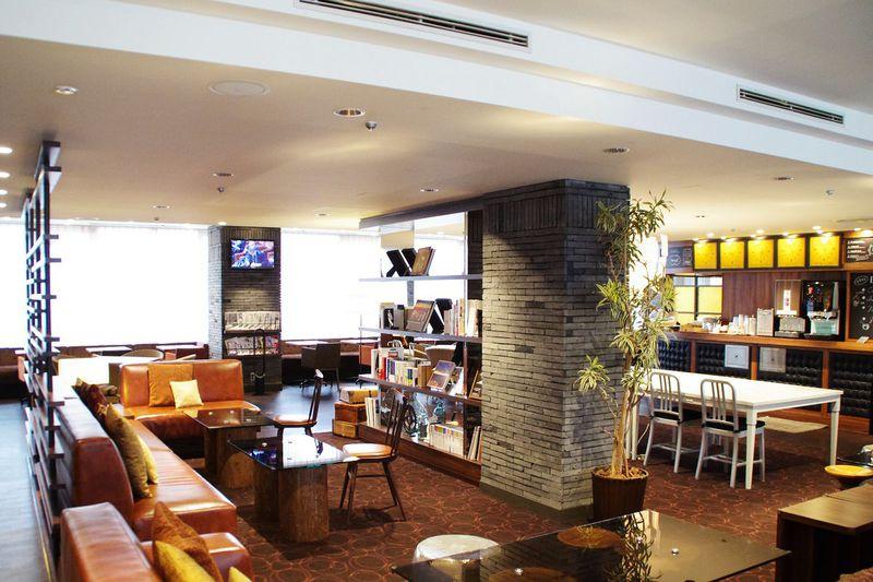 ビジネスラウンジも秀逸な「品川プリンスホテル Nタワー」に注目!